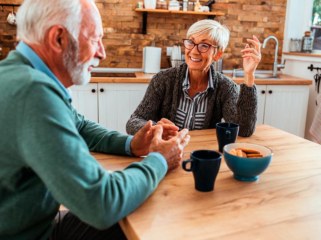 Help to older people