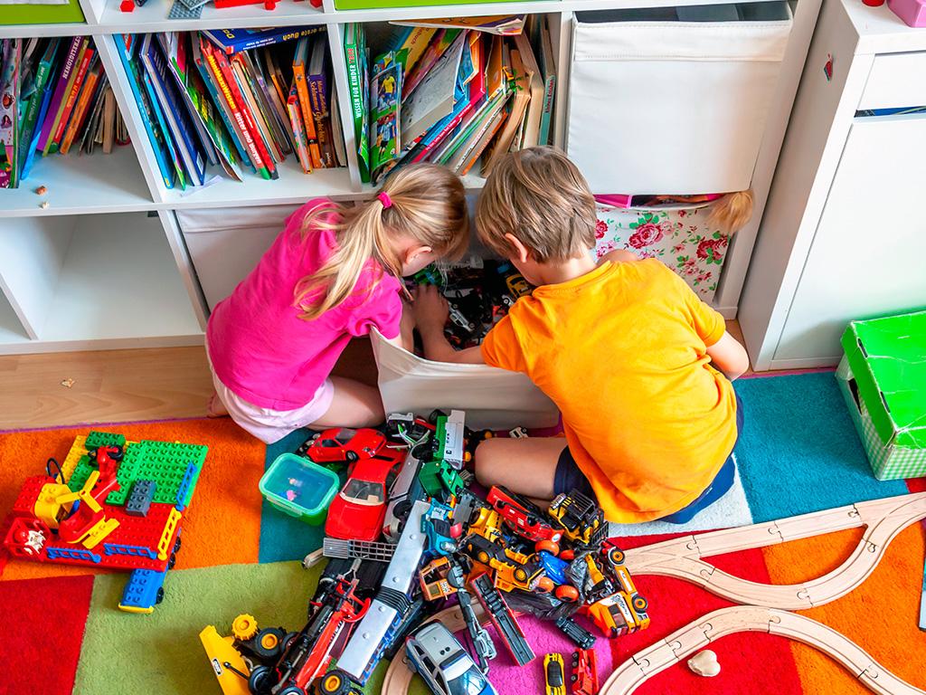 Coaching en orden para niños
